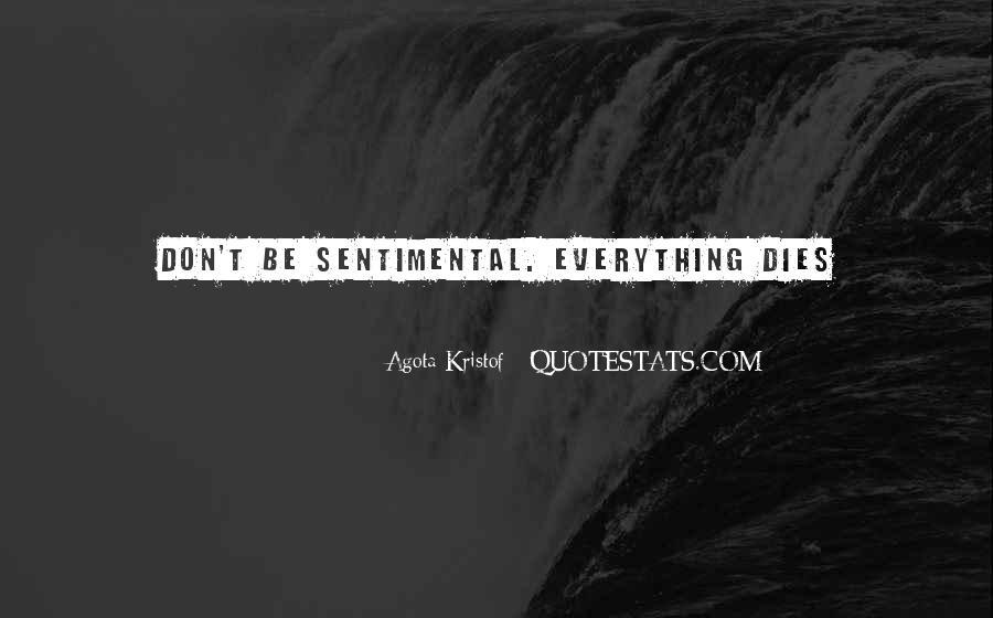 Kristof Quotes #810804