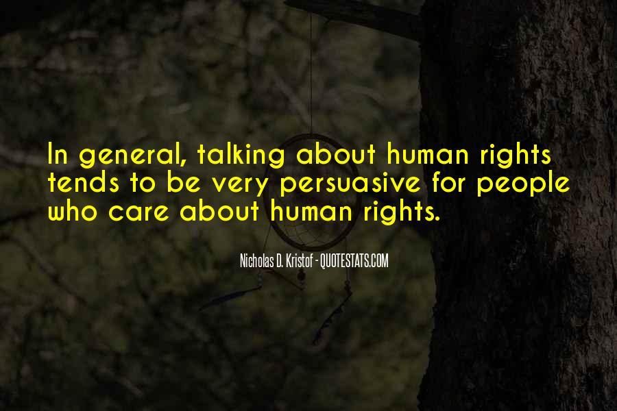 Kristof Quotes #911203