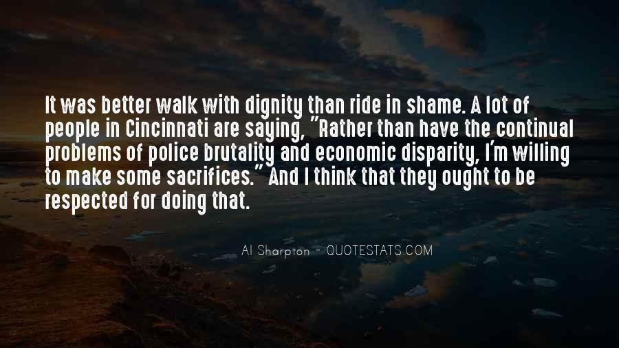 Quotes About Economic Disparity #542615