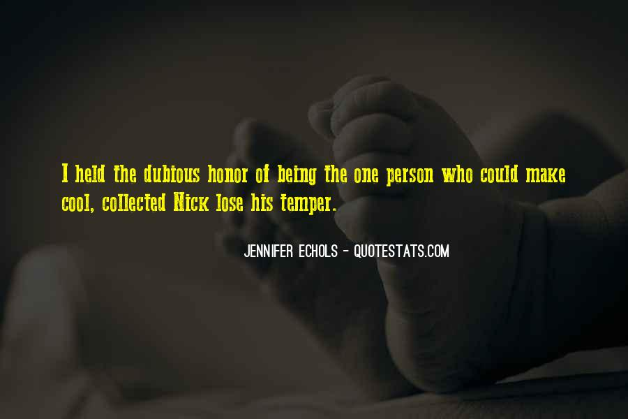 Quotes About Echols #205214