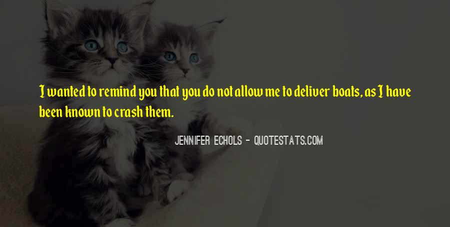 Quotes About Echols #281996