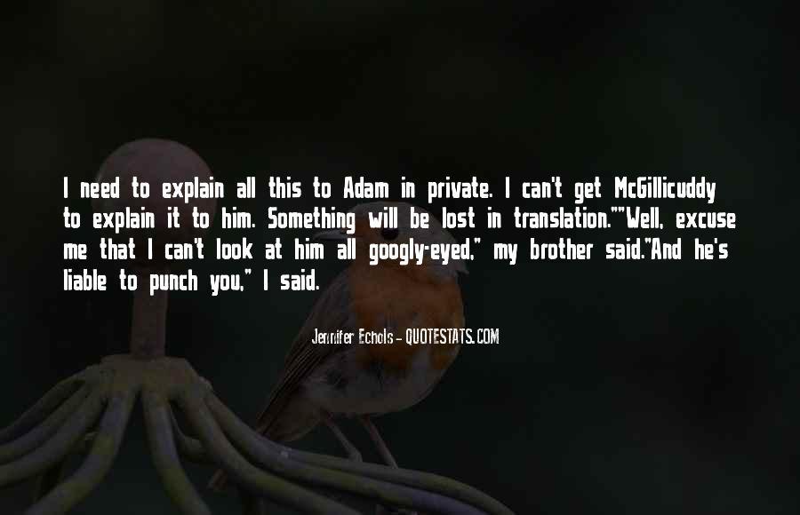 Quotes About Echols #295415