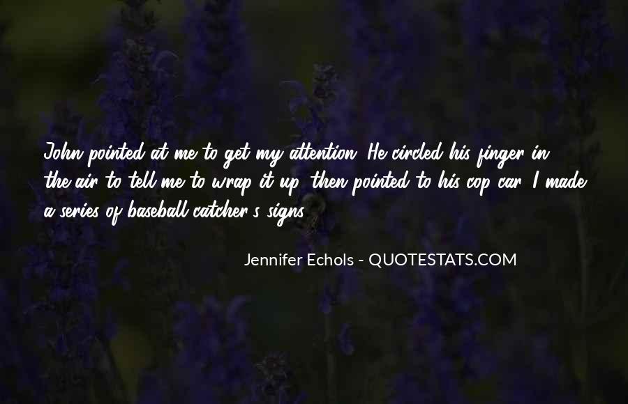 Quotes About Echols #343785