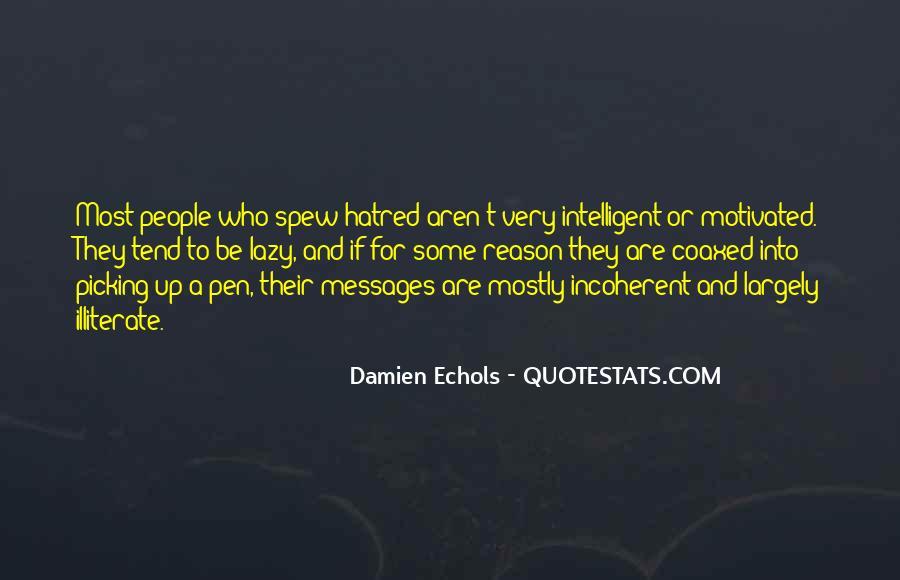 Quotes About Echols #481820
