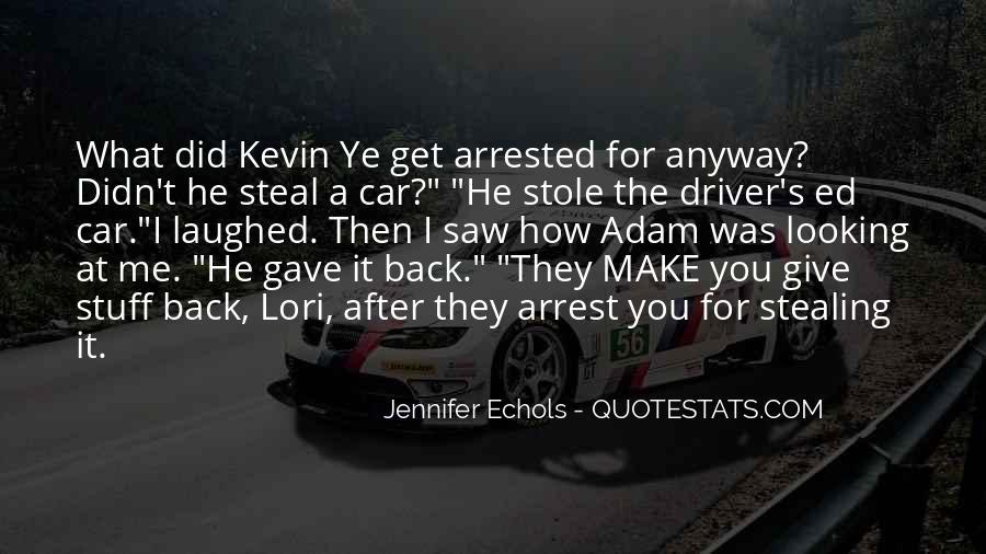 Quotes About Echols #556421