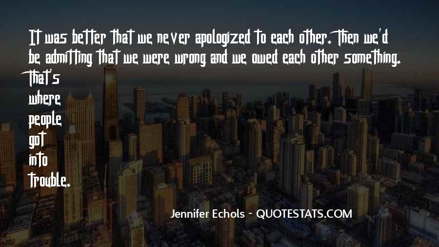 Quotes About Echols #565261
