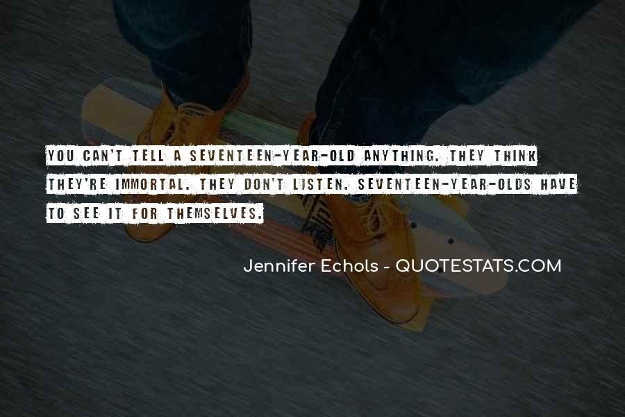Quotes About Echols #744939