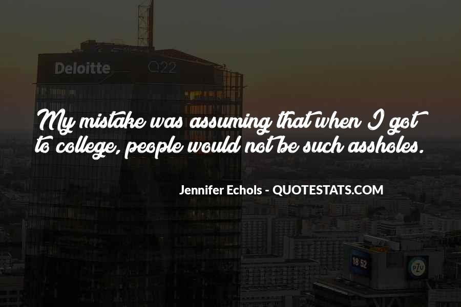 Quotes About Echols #813157