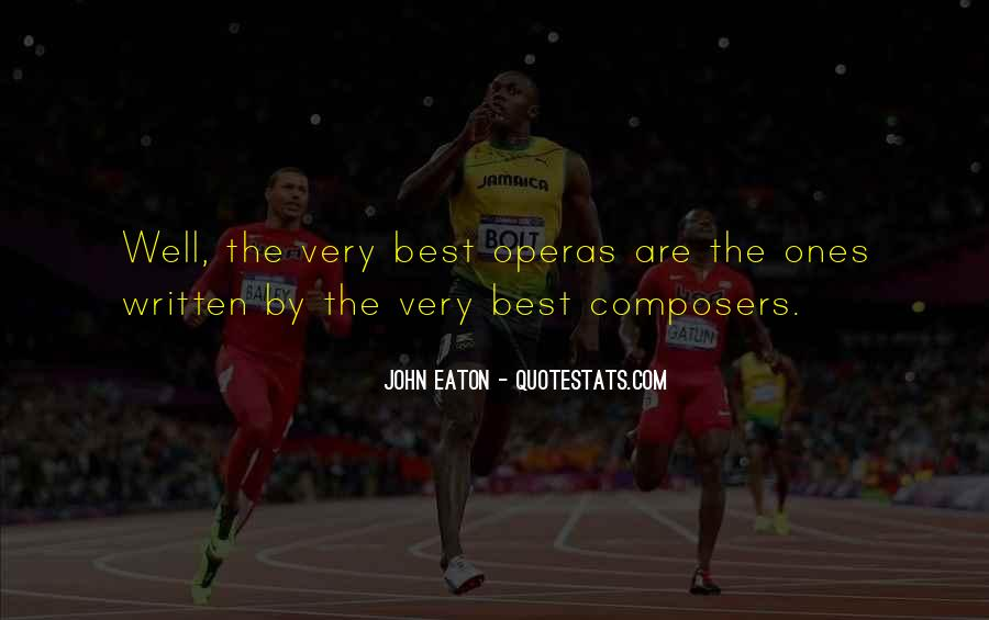 Quotes About Eaton #118992