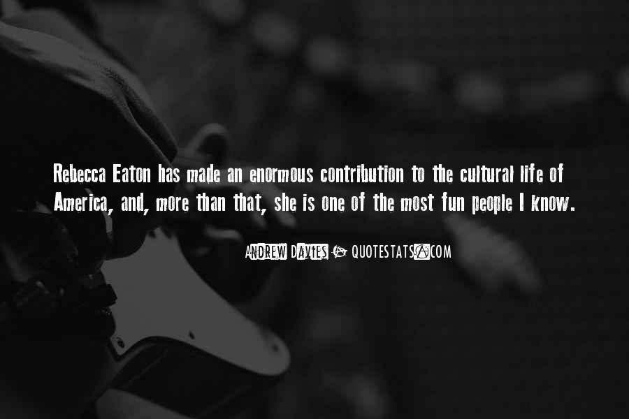 Quotes About Eaton #251087