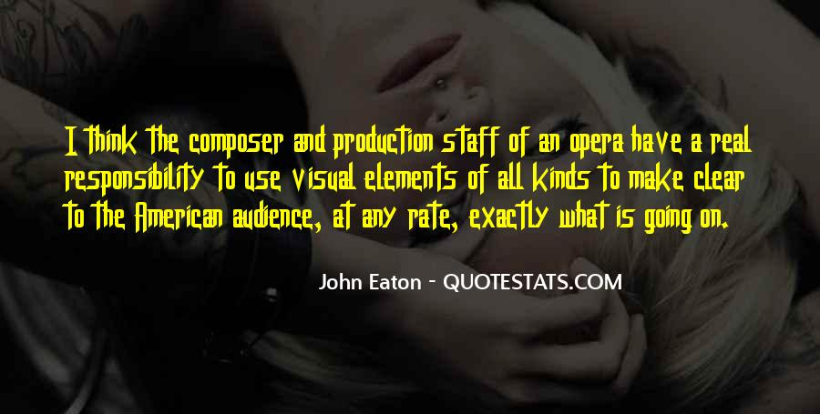 Quotes About Eaton #580734