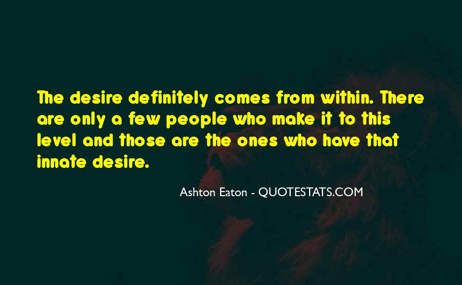 Quotes About Eaton #589560