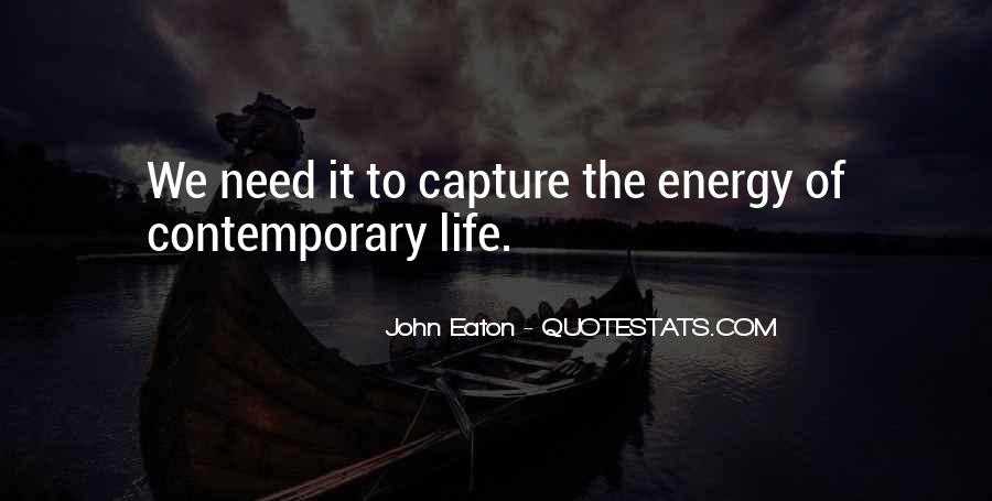 Quotes About Eaton #833969