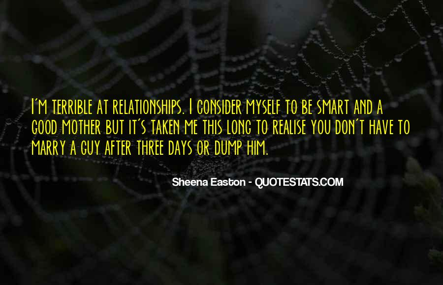 Quotes About Easton #102770