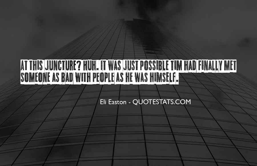 Quotes About Easton #116621