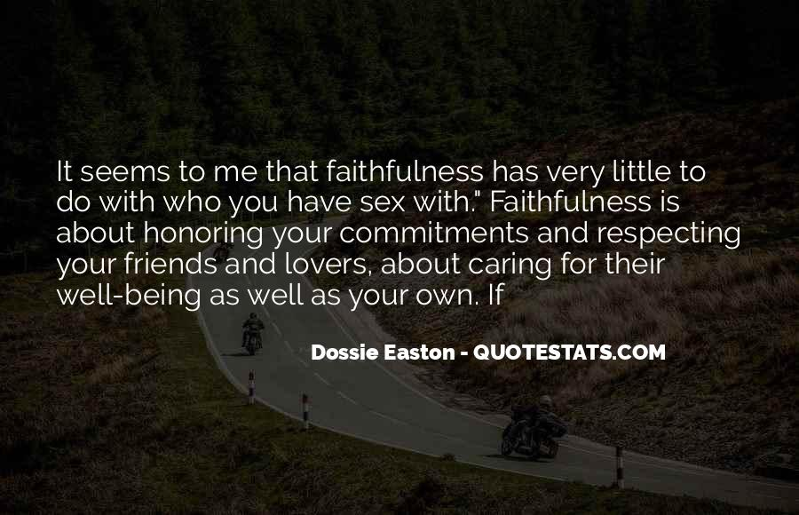 Quotes About Easton #219603