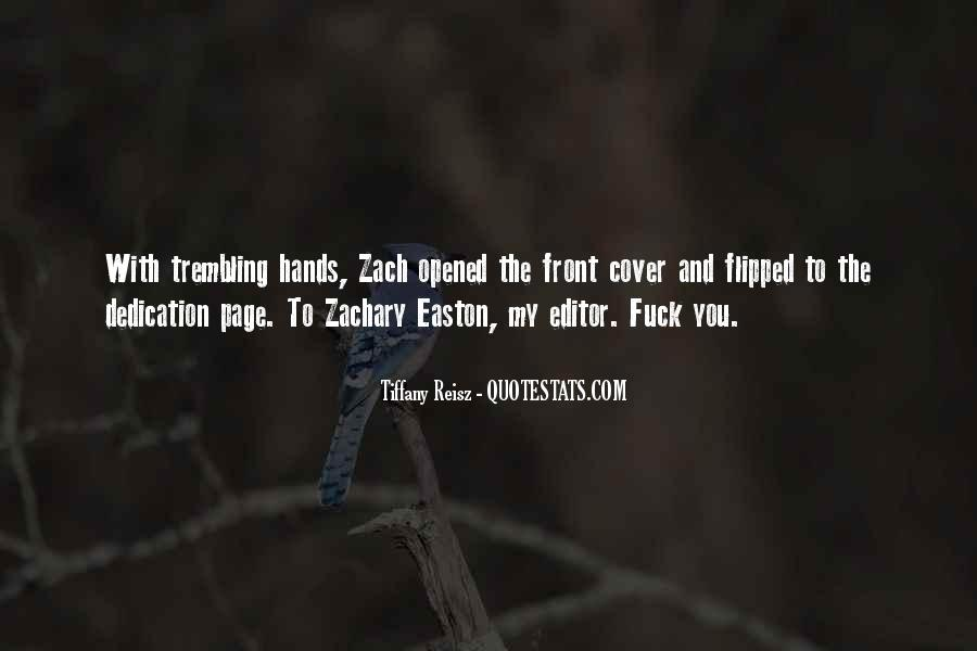 Quotes About Easton #24445