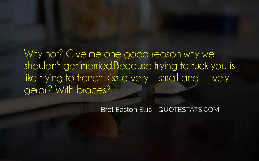 Quotes About Easton #259328