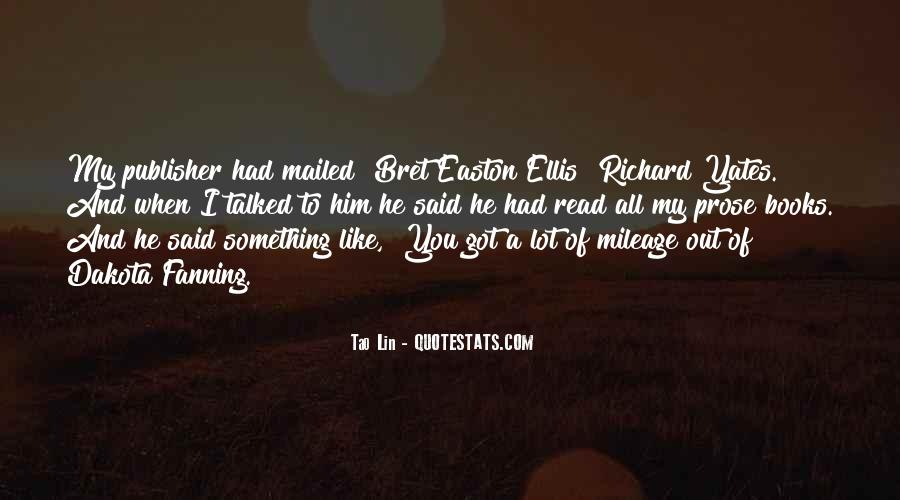 Quotes About Easton #300647