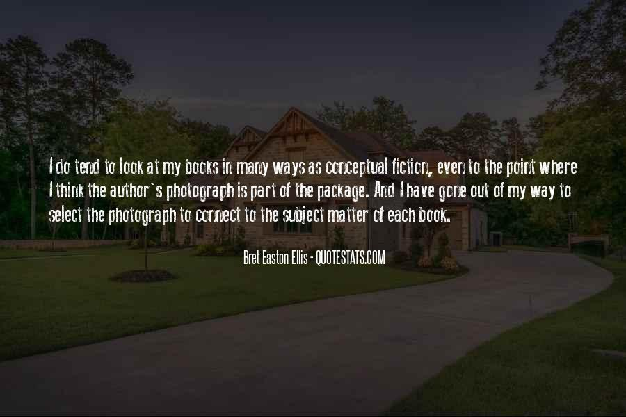 Quotes About Easton #342835