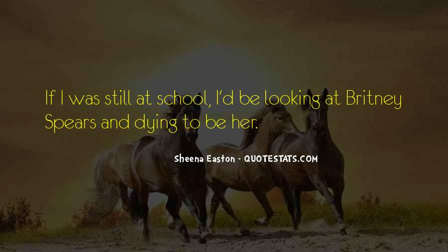 Quotes About Easton #366226