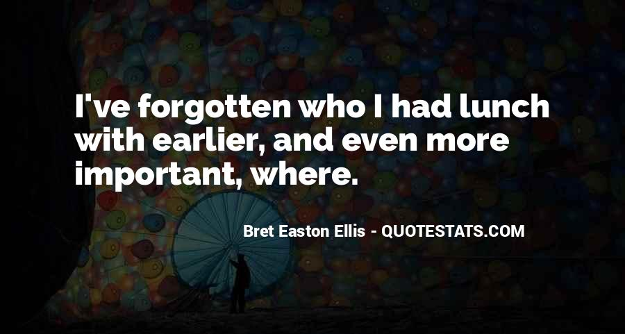 Quotes About Easton #72169
