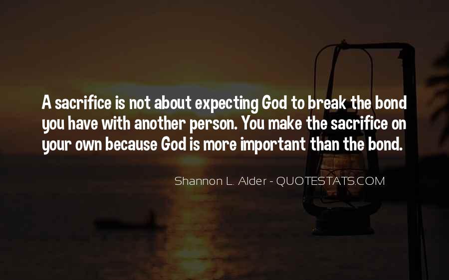 L Love God Quotes #1075455