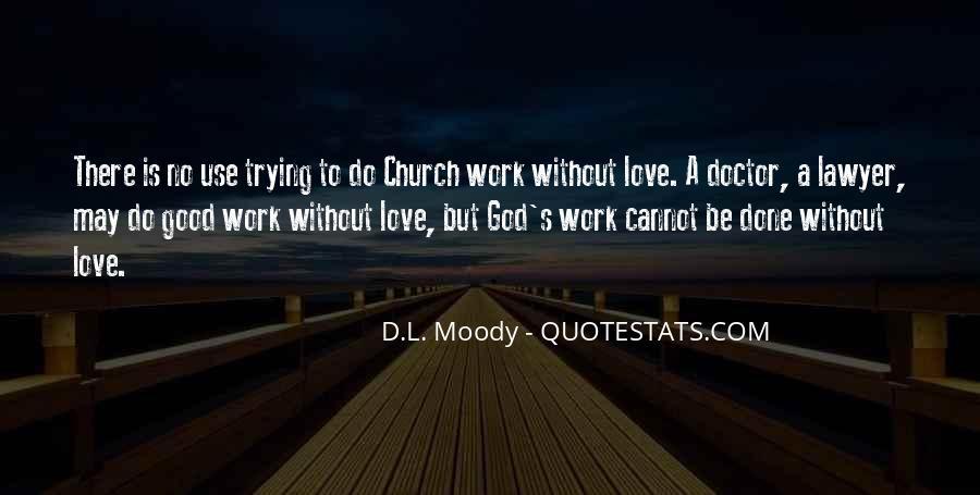 L Love God Quotes #1558175