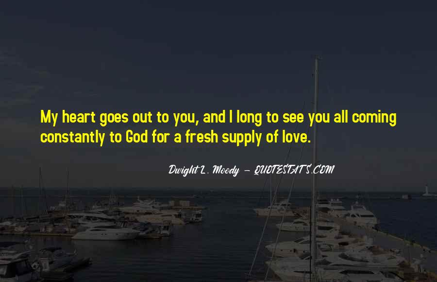 L Love God Quotes #369450