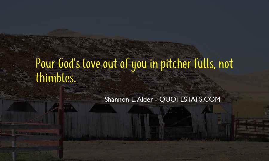 L Love God Quotes #375932