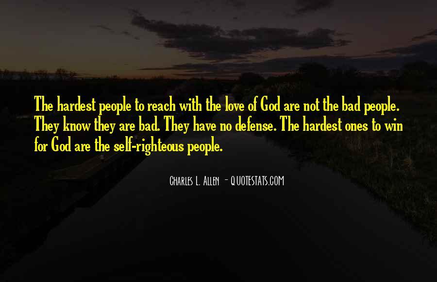 L Love God Quotes #414298