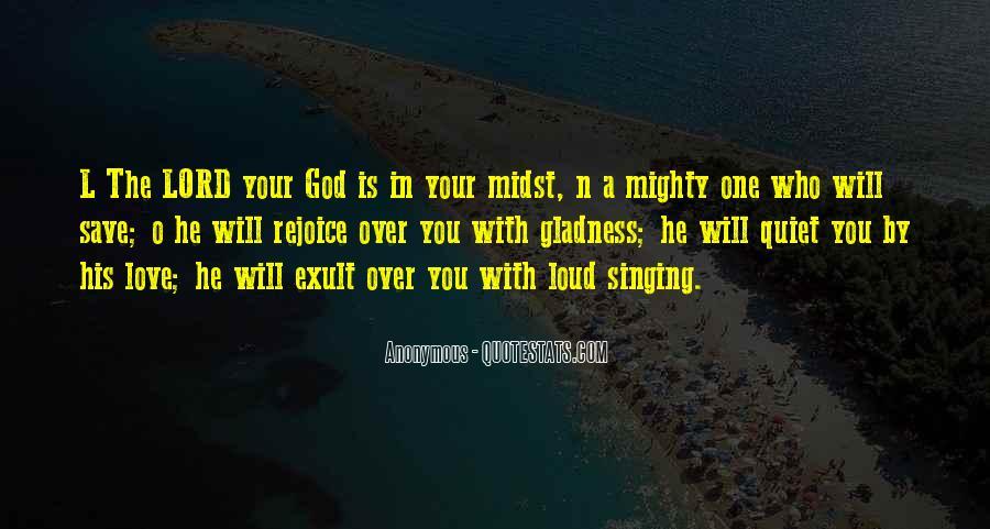 L Love God Quotes #526654