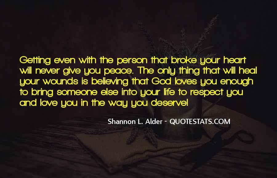 L Love God Quotes #978624