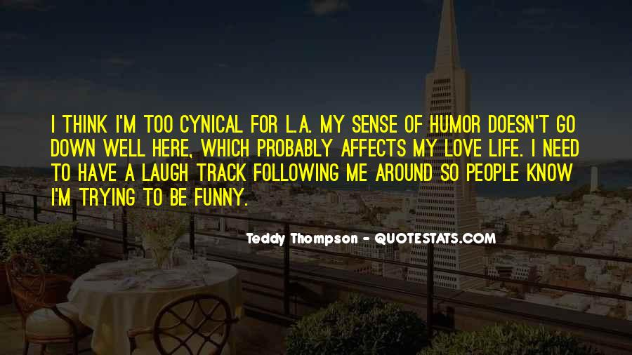 L Love My Life Quotes #1141905