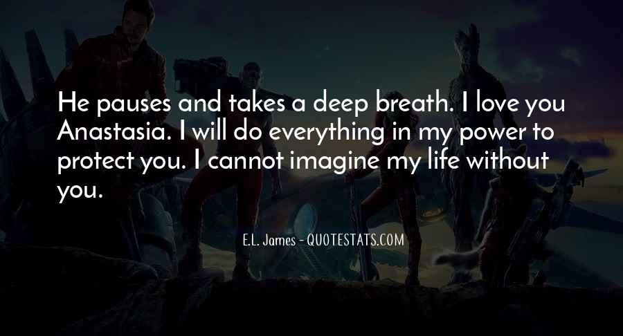 L Love My Life Quotes #1193006