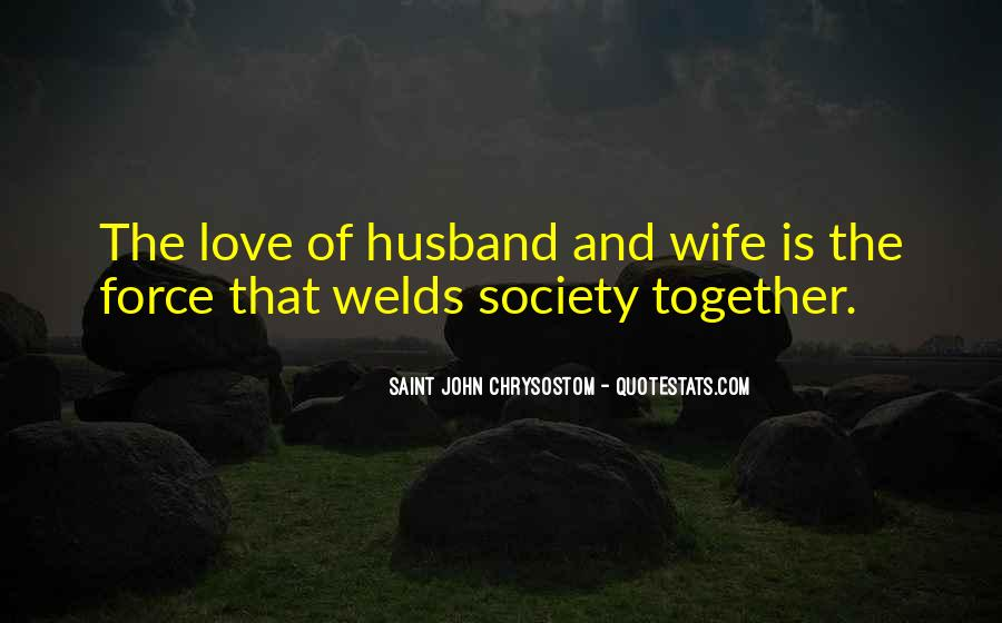 L Love My Wife Quotes #18716