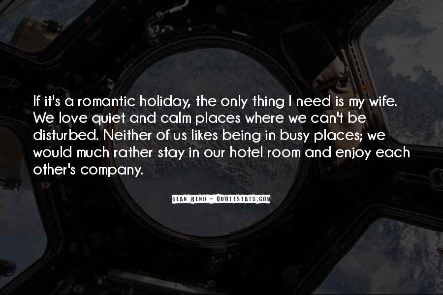 L Love My Wife Quotes #35393