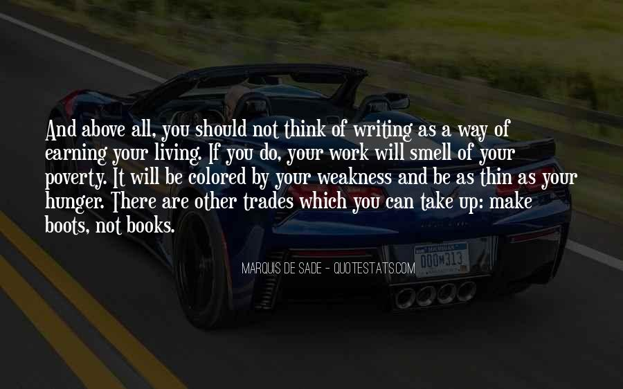 Quotes About Earning What You Get #98835