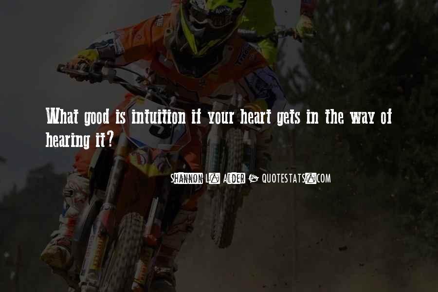 L'impatience Quotes #9846