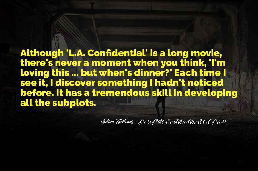 L.a. Confidential Quotes #812092