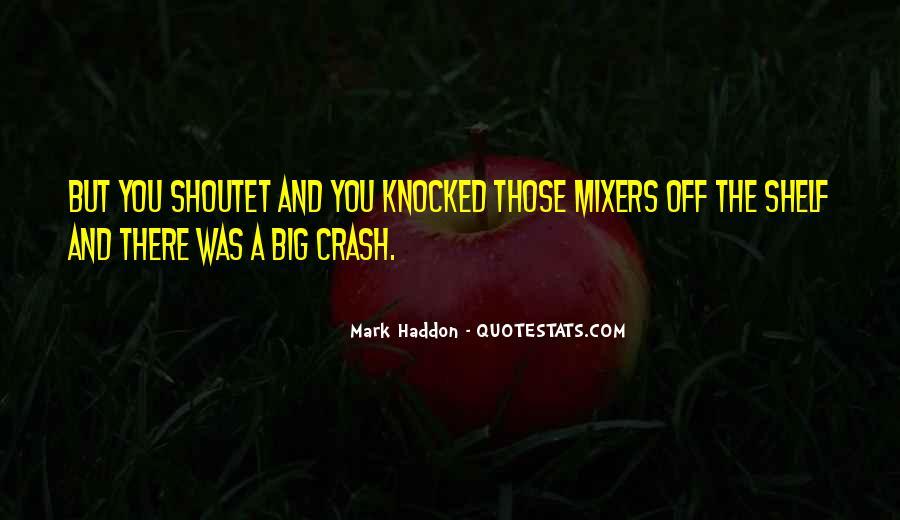 L.a. Crash Quotes #112433