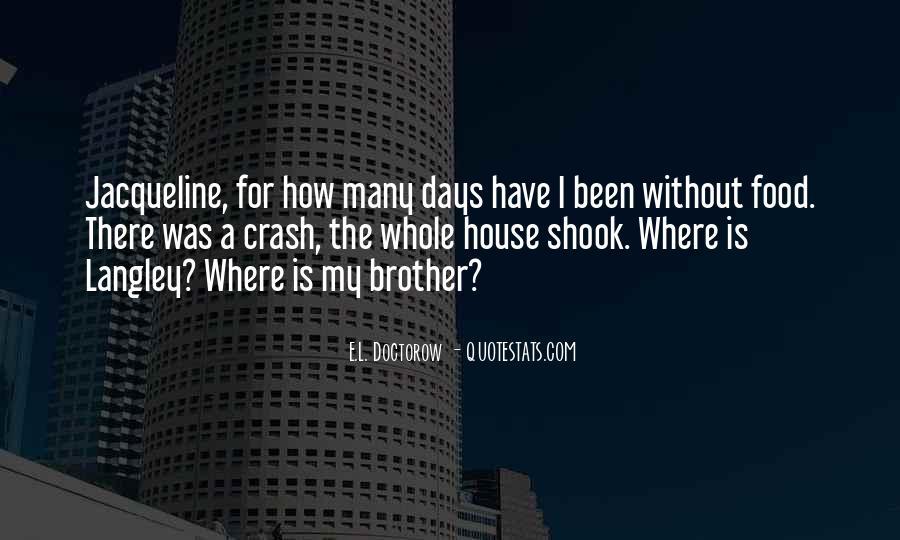 L.a. Crash Quotes #1373148