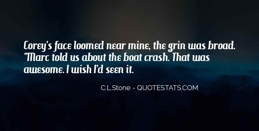L.a. Crash Quotes #288250