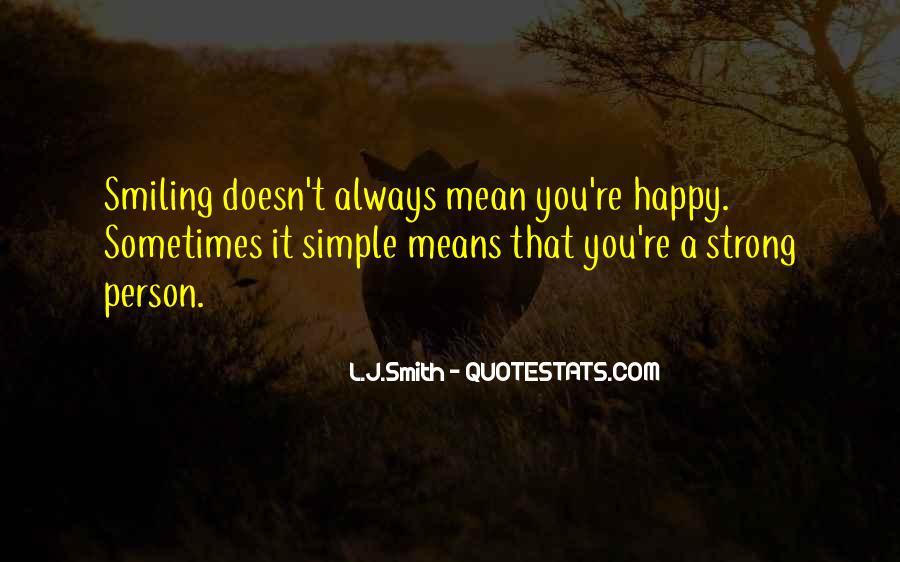L.p. Smith Quotes #383334