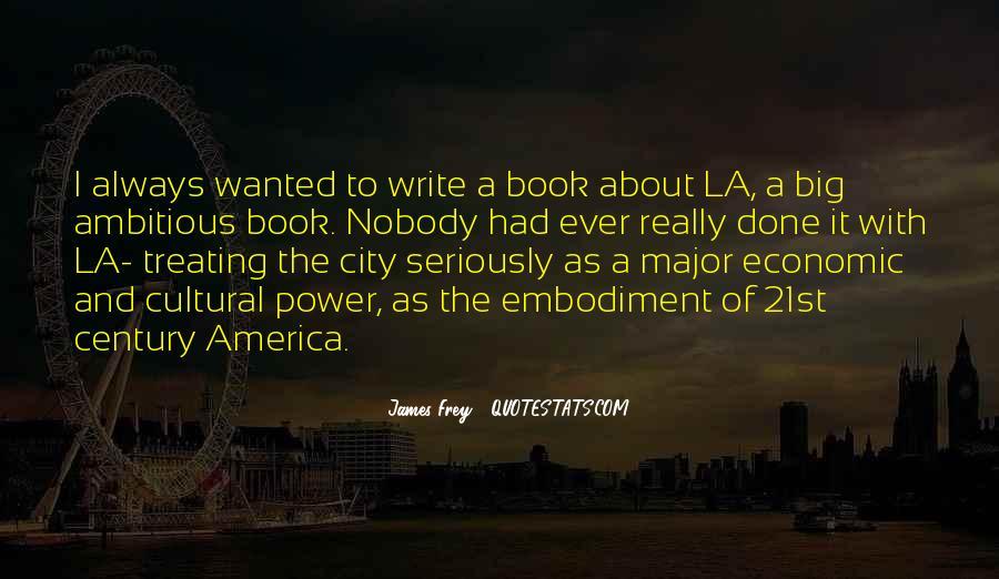 La City Quotes #1477677