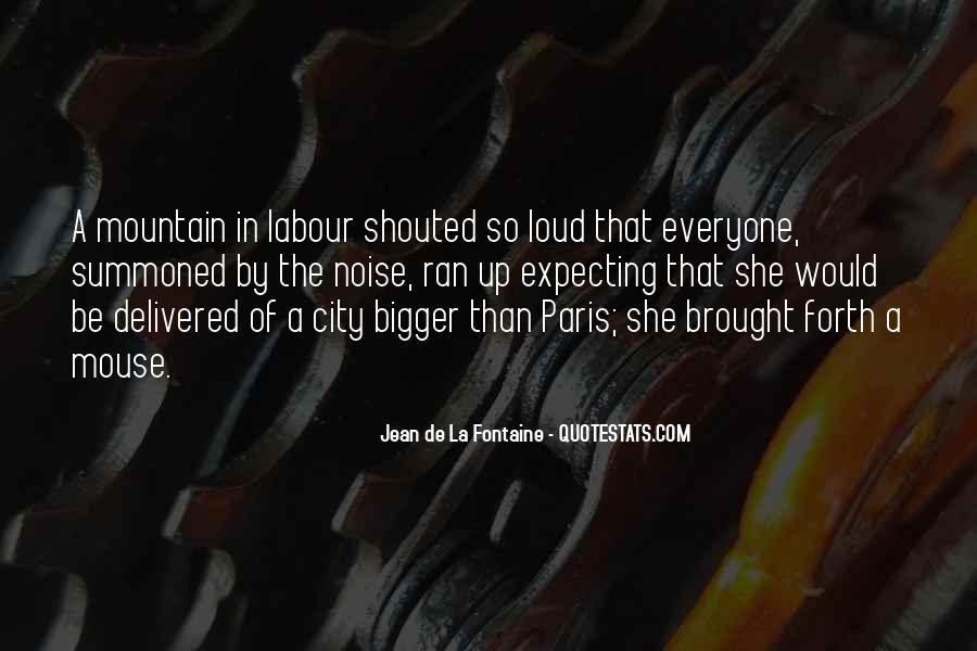 La City Quotes #1626022
