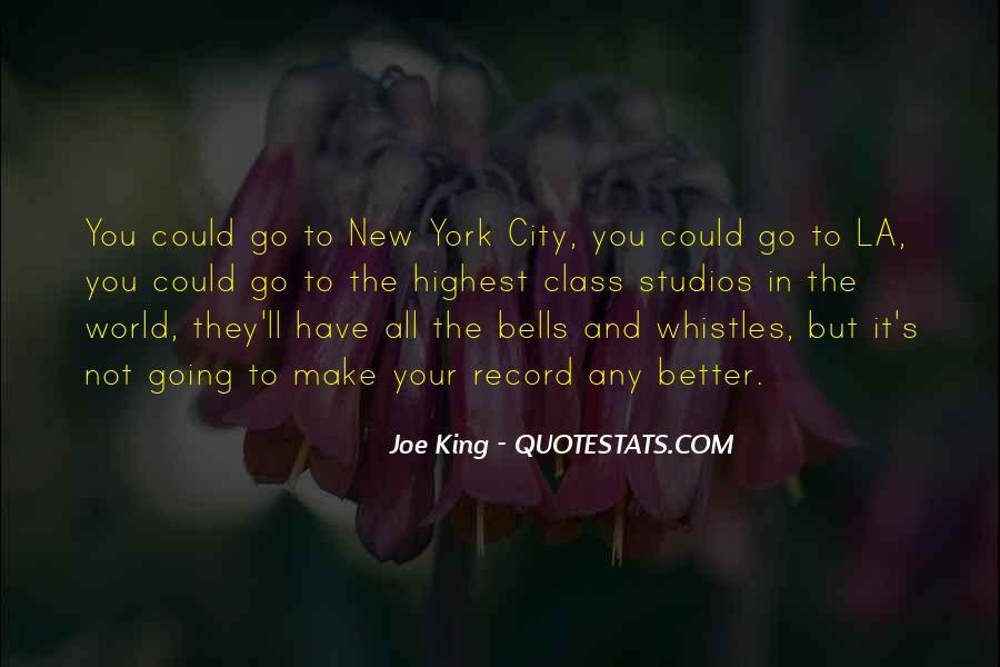 La City Quotes #1751235