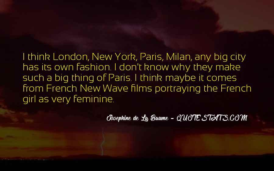 La City Quotes #1876185