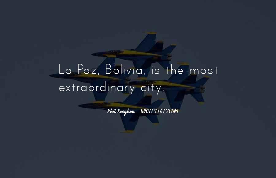 La City Quotes