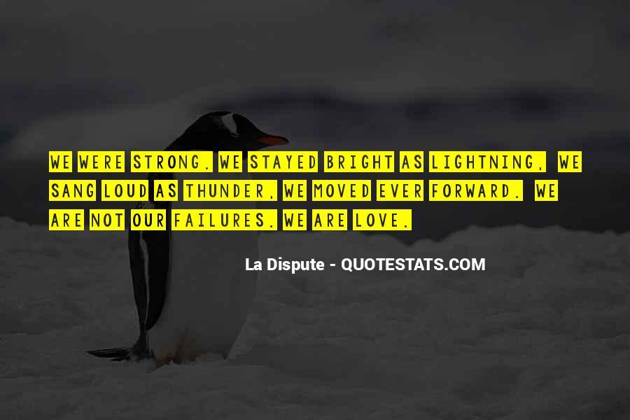 La Dispute Best Quotes #1860840